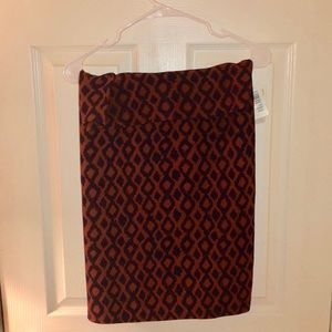 Large NWT Cassie pencil skirt